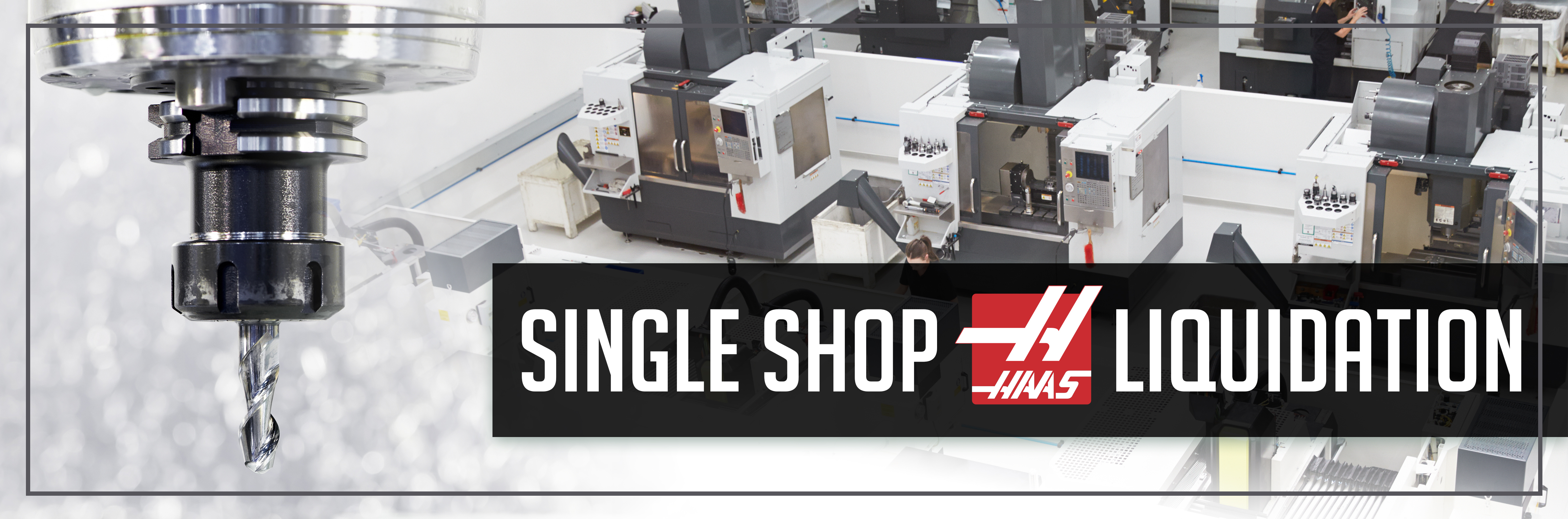 Manager Specials Include Top CNC Machine | Resell CNC