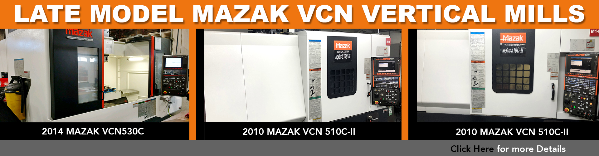 Resell CNC - Used CNC Machines & Used Mazak Lathes