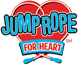 Jump Rope For Heart - American Heart Association Logo