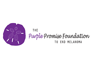 Vulkan Cup Golf Tournament - Purple Promise to End Melanoma Logo