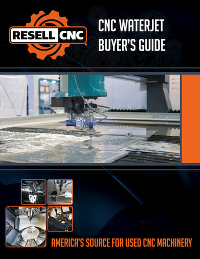 CNC Waterjet Buyer's Guide Details