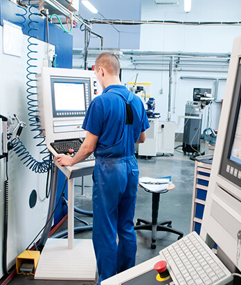 Let our customer experts help you find the best CNC Machine for your purpose