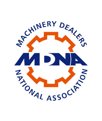 MDNA: Machinery Dealers National Association Logo