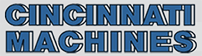 Cincinnati Machines Logo